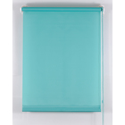 Рулонная штора «Комфортиссимо», 90х160 см, цвет морская волна - фото 626004