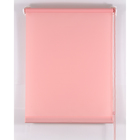 Рулонная штора «Комфортиссимо» 40х160 см, цвет розовый