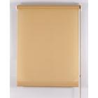Рулонная штора «Комфортиссимо» 40х160 см, цвет кофе