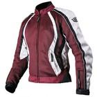 Куртка женская AGVSPORT XENA, текстиль, бордовый, M, A01502-081-M