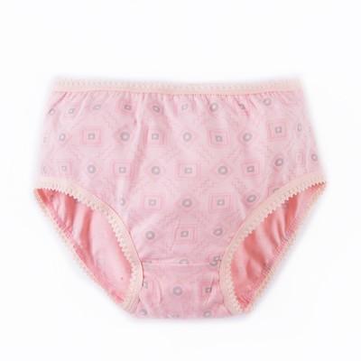 Трусы для девочки А.11188-1, цвет розовый, рост 104