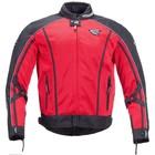 Мотоциклетная летняя куртка AGVSPORT SOLARE S красный, A01501-002-S