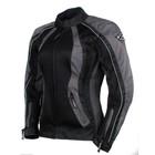 Куртка женская  AGVSPORT XENA, текстиль, чёрно - серый,  S, A01502-039-S