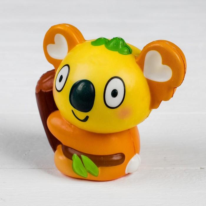 Мялка-сквиши «Коала», цвета МИКС