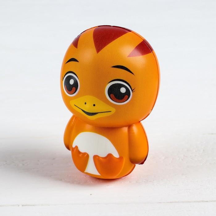 Мялка-сквиши «Птенчик», цвета МИКС