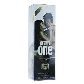 Туалетная вода женская Number One Intense Perfume, 100 мл