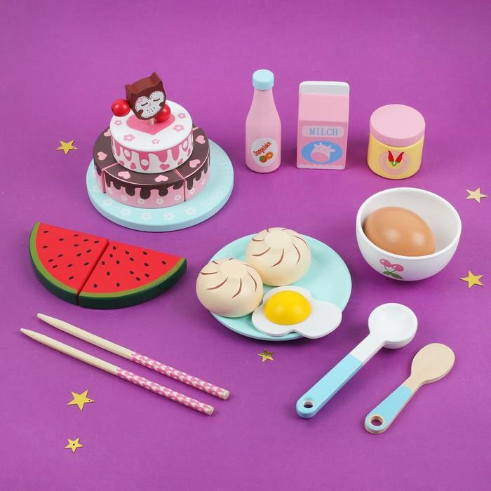 Игровой набор «Праздничный обед»