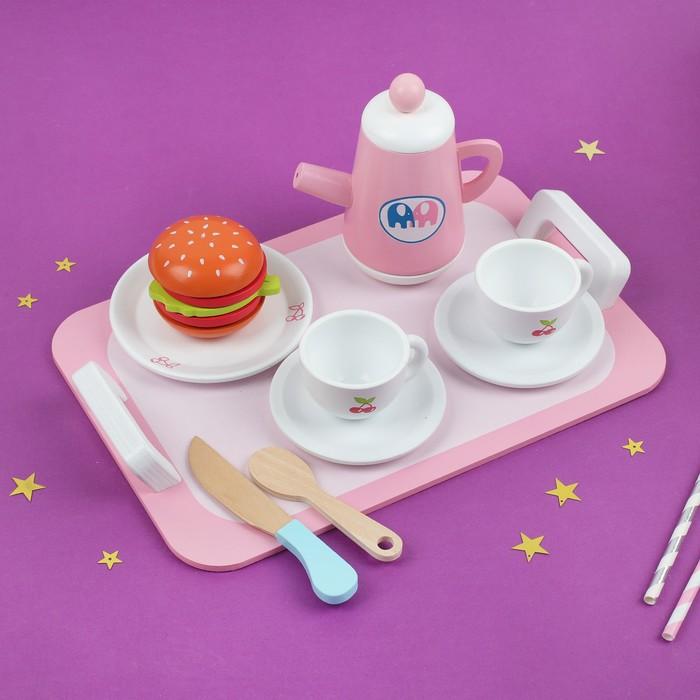 Игровой набор «Американский завтрак»