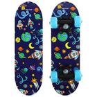 Скейтборд детский «Космический мир» 44х14 см, колёса PVC d=50 мм