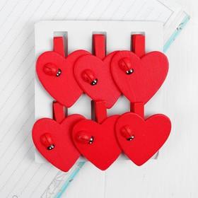A set of clothespins butterflies, set of 6 PCs