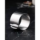 """Форма для выпечки и выкладки с регулировкой размера """"Круг"""", H-12 см, D-20-38 см - фото 308023095"""