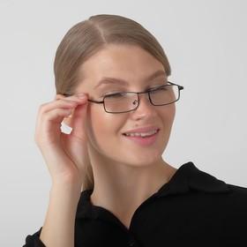 330 corrective glasses, black, +1,5