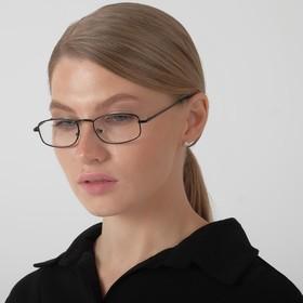 Corrective 333 glasses, black, +4