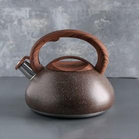 {{photo.Alt || photo.Description || 'Чайник со свистком «Виланд», 3 л, индукция, цвет МИКС'}}