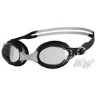 Set for swimming, 2 items: goggles, earplugs, MIX colors