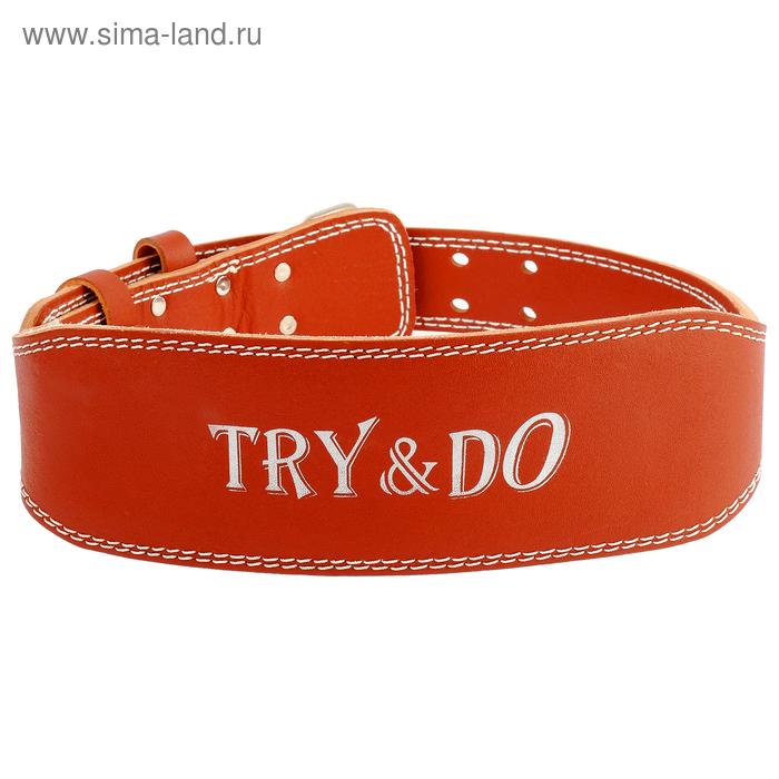 Пояс для тяжелой атлетики, размер L, ширина 11 см, диаметр 130 см