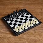 Chess 19x19 cm., in box