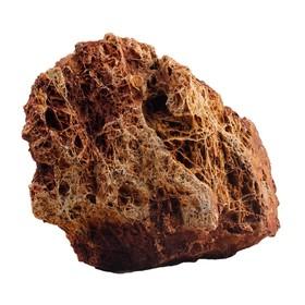 Декорация природная PRIME «Сетчатый камень», размер S, 10-20 см