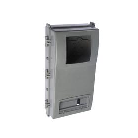 Щит учета для частного дома TDM КВУ-3/9-9, 9 модулей, IP54, для трехфазн. счетчика, пластик
