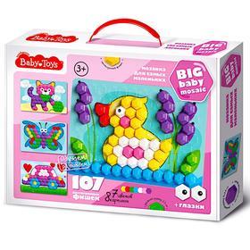 Мозаика для самых маленьких «Утёнок», 107 элементов