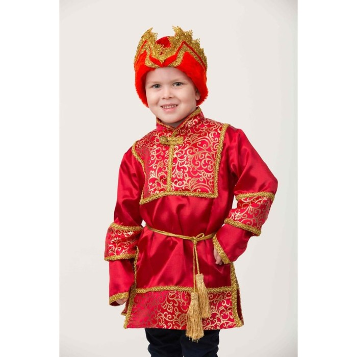 Комплект костюмированный «Царевич» 2046-30