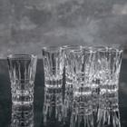 Набор стаканов для вина 35 мл, 6 шт
