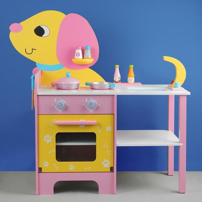 Игровой набор «Кухня-собачка»