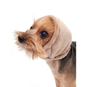 Капор зимний для собак OSSO, р. L (диаметр 46-56 см, длина 43 см), микс цветов