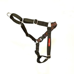 Шлейка корректирующая для мягкого сдерживания собак OSSO, р.L (ОГ 68-90 см), микс