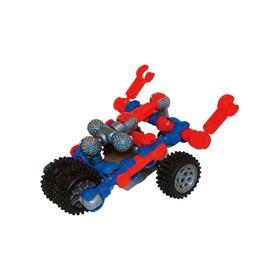 Подвижный конструктор ZOOB Racer-Z Fastback H2H