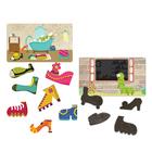 Настольная игра для детей Chalk & Chuckles «Сапожки сороконожки»