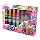 """Набор для рисования пластилином Angel Cream """"Пряничный домик"""", 8 цветов"""