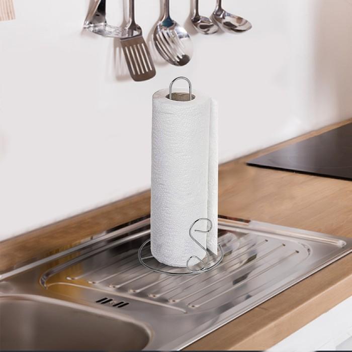 """The paper towel holder """"Wave"""" design MIX"""