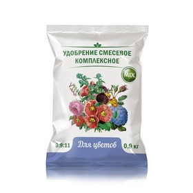 Mineral fertilizer Flower, 900 g.