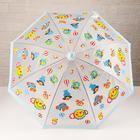 Зонт детский «Весёлые смайлы» МИКС - фото 105456224
