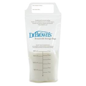 Пакеты для хранения грудного молока, 25 шт.