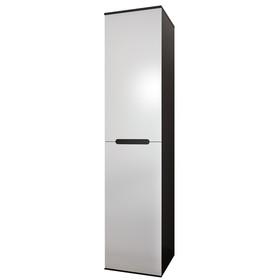 Шкаф «Вегас», МДФ, цвет белый глянец