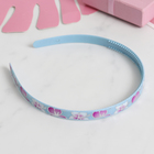 Hair band Holography 1.2 cm mix colors