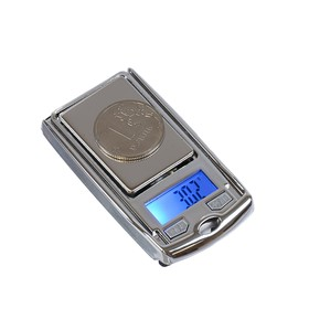 Весы LuazON LVU-03, портативные, электронные, до 200 г, серые Ош