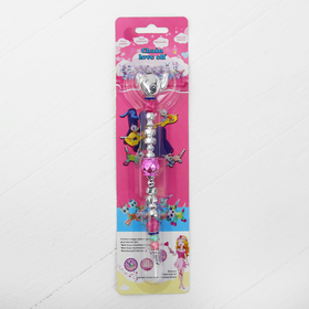 "A set of creative ""Bling – Jumbo"", create a bracelet or animal figures, 2 in 1 MIX color"