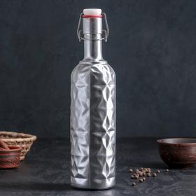 Бутылка для масла «Матэо» 1,2 л, 8,5×33,5 см