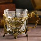 Подстаканник мини «Лучшая теща», со стаканом