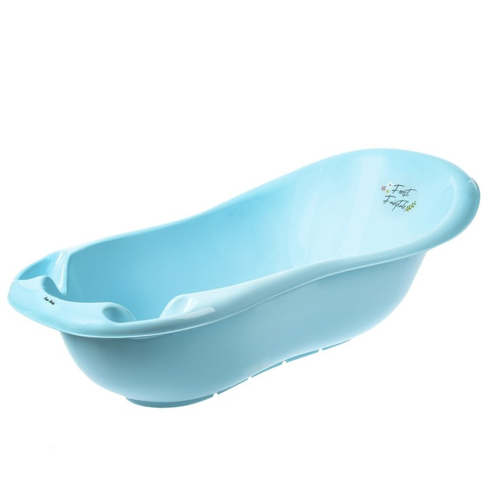 Ванна детская «Лесная Сказка», 102 см, цвет голубой
