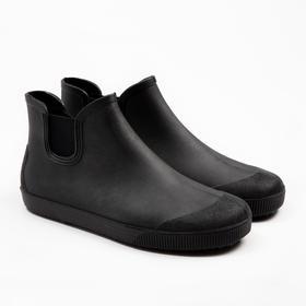 Сапоги мужские ПВХ арт. BRM00118-01-01 Y, цвет чёрный, размер 45