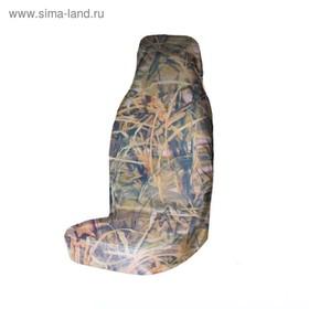 Чехол грязезащитный на переднее сиденье Tplus для УАЗ ПАТРИОТ, тростник (T014072) Ош