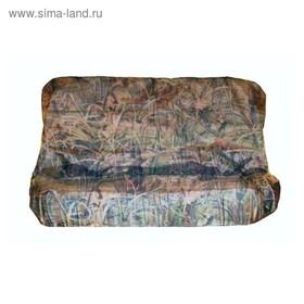 Чехол грязезащитный на заднее сиденье Tplus для УАЗ ПАТРИОТ, тростник (T014056) Ош