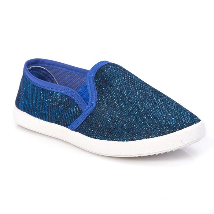 Кеды детские MINAKU, синий, размер 25