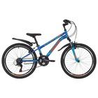 """Велосипед 24"""" Novatrack Action, 2019, цвет синий, размер 12"""""""