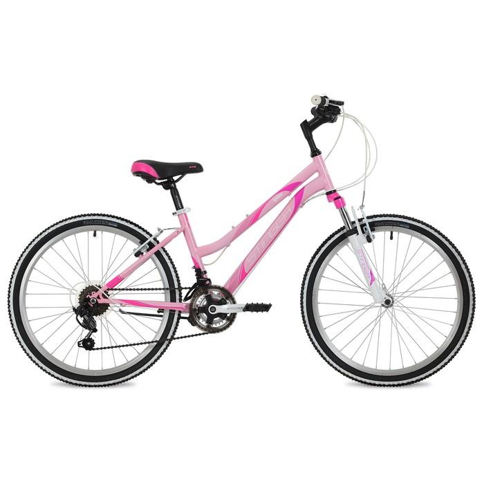 """Велосипед 24"""" Stinger Latina, 2018, цвет розовый, размер 12,5"""""""