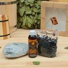 Подарочный набор «Добропаровъ», 3 предмета: Иван-чай с имбирем и корицей,арома, испаритель